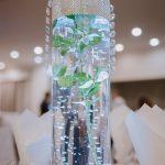 kwietnik wazon led