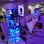 kwietnik wazon na stół weselny ,wesele